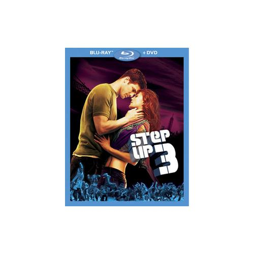 STEP UP 3 (2 DISC COMBO/DVD/BLU-RAY) 786936793611