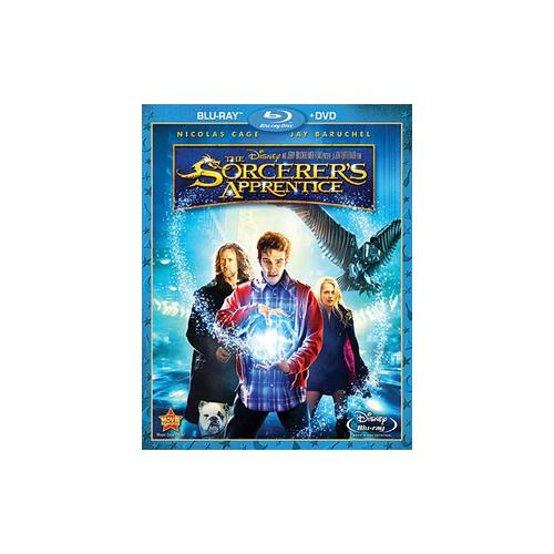 SORCERERS APPRENTICE (BLU-RAY/DVD/2 DISC/WS-16X9/ENG-FR SUB) 786936808889
