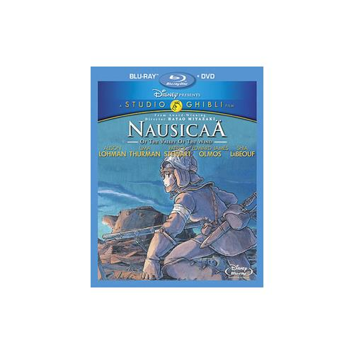 NAUSICAA OF THE VALLEY OF THE WIND (BR/DVD/2 DISC COMBO/WS/ENG-FR SUB) 786936810042