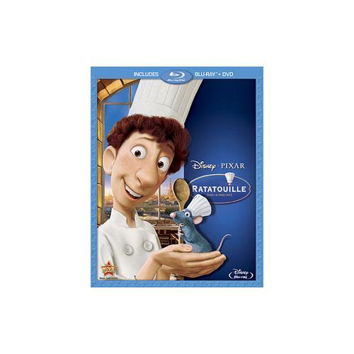 RATATOUILLE (BLU-RAY/DVD/2 DISC COMBO/WS) 786936810912