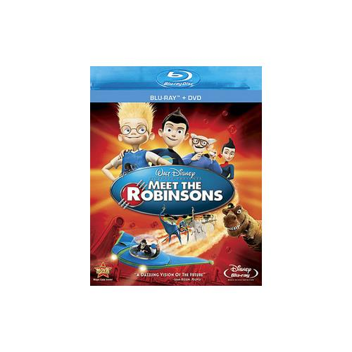 MEET THE ROBINSONS (BLU-RAY/DVD/2 DISC COMBO) 786936811322