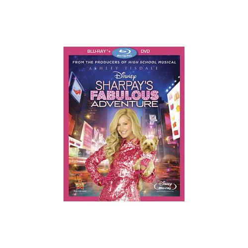 SHARPAYS FABULOUS ADV (BR/DVD/2 DISC/COMBO/WS/ENG-FR SUB) 786936811438
