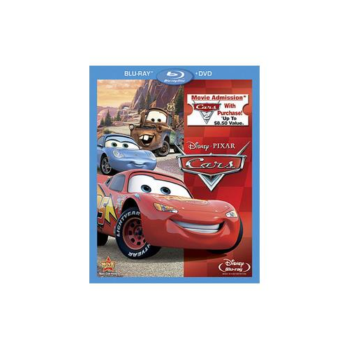 CARS (BLU-RAY/DVD/2 DISC COMBO/WS/ENG-SUB) BR PKG 786936811551