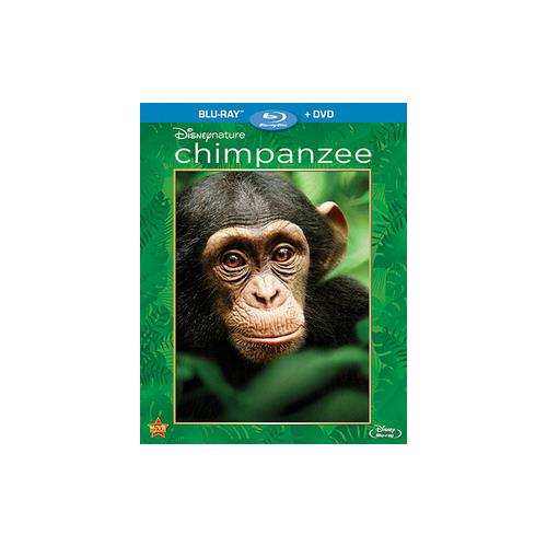 DISNEYNATURE-CHIMPANZEE (BLU-RAY/DVD/2 DISC/WS) BR-PKG 786936813029