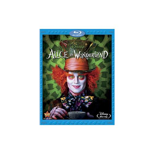 ALICE IN WONDERLAND  (LIVE/2010) (BR/DVD/2 DISC COMBO) 786936814415