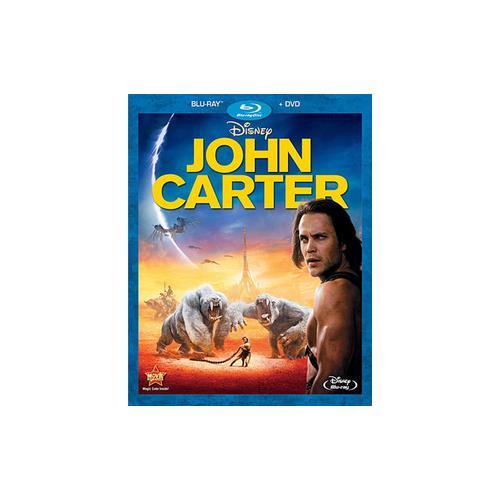 JOHN CARTER (BLU-RAY/DVD/2 DISC COMBO/WS-2.40/ENG-FR-SP SUB) 786936819052