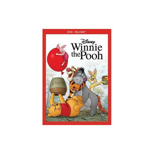WINNIE THE POOH (2 DISC COMBO/DVD PLUS BR/DVD PACKAGE) 786936819151