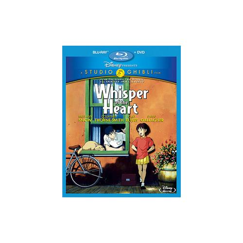 WHISPER OF THE HEART (BLU-RAY/DVD/2 DISC/WS/ENG-FR SUB) 786936820164