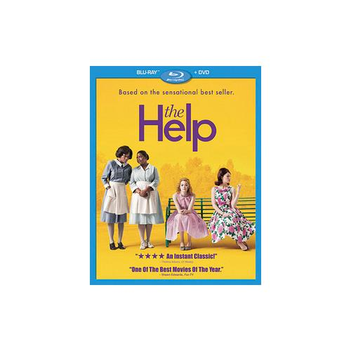 HELP (2011/BLU-RAY/DVD/2 DISC COMBO/WS/ENG-FR-SP SUB) 786936820379