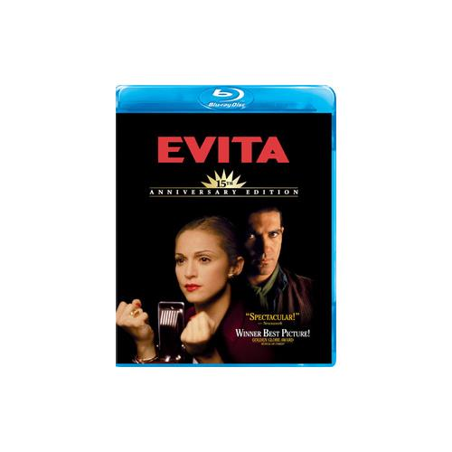 EVITA-15TH ANNIVERSARY EDITION (BLU-RAY/WS/ENG-SP SUB) 786936823530
