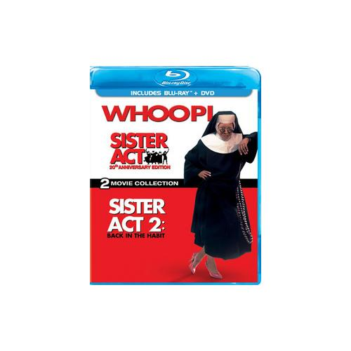 SISTER ACT-20TH ANNIVERSARY (BLU-RAY/DVD/3 DISC/WS/ENG-SP SUB) 786936823547