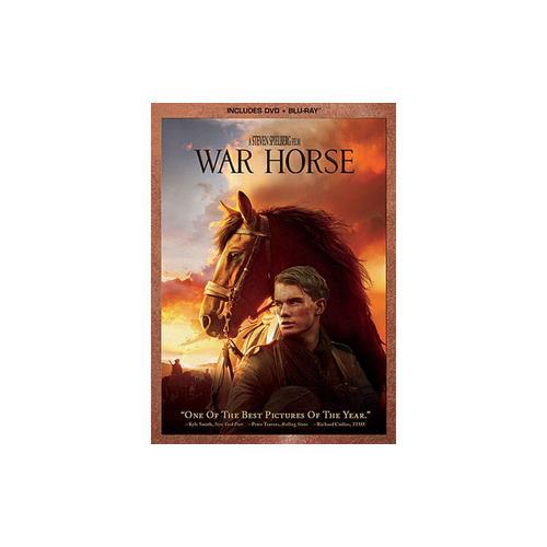 WAR HORSE (BLU-RAY/DVD/2 DISC/WS/ENG-FR-SP SUB) 786936824476