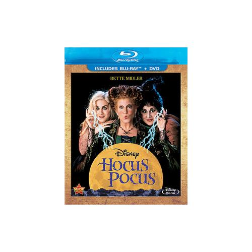 HOCUS POCUS (BLU-RAY/DVD/2 DISC COMBO/WS/ENG-FR-SP SUB) 786936826753