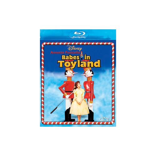 BABES IN TOYLAND (BLU-RAY) 786936831085