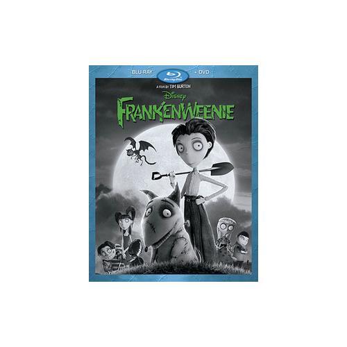 FRANKENWEENIE (BLU-RAY/DVD/2 DISC COMBO) 786936831153