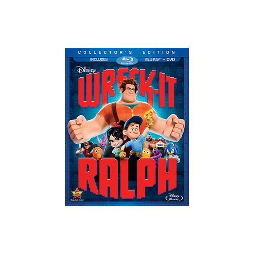 WRECK-IT RALPH (BLU-RAY/DVD/2 DISC COMBO) 786936832532
