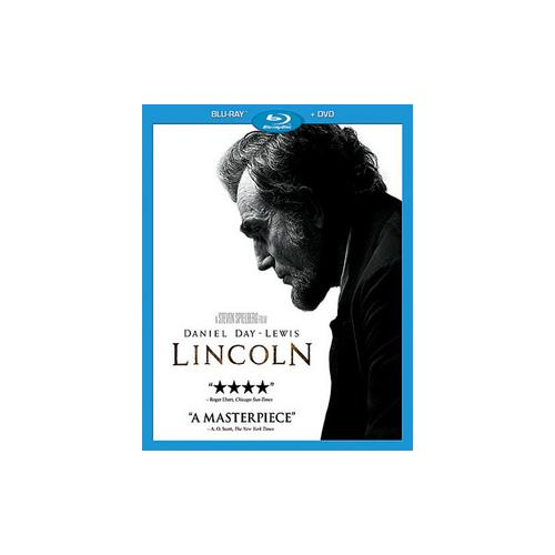 LINCOLN (2012/BLU-RAY/DVD/2 DISC COMBO/WS/ENG-FR-SP SUB) 786936833140