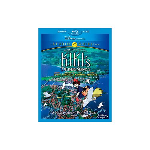 KIKIS DELIVERY SERVICE (BLU-RAY/DVD/2 DISC COMBO) 786936833478