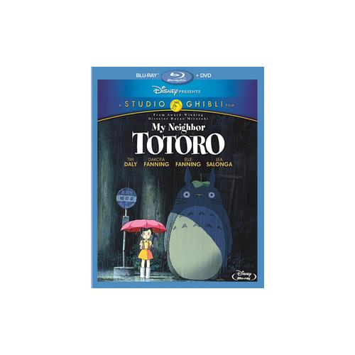 MY NEIGHBOR TOTORO (BLU-RAY/DVD/2 DISC COMBO/WS) 786936833539