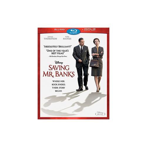 SAVING MR BANKS (BLU-RAY/DC/WS) 786936836783
