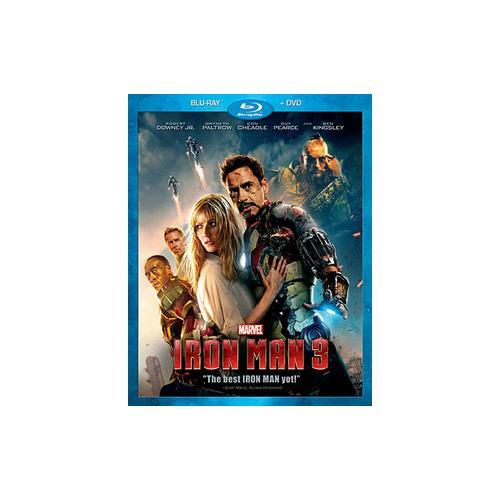 IRON MAN 3 (BLU-RAY/DVD/2 DISC COMBO) 786936836943