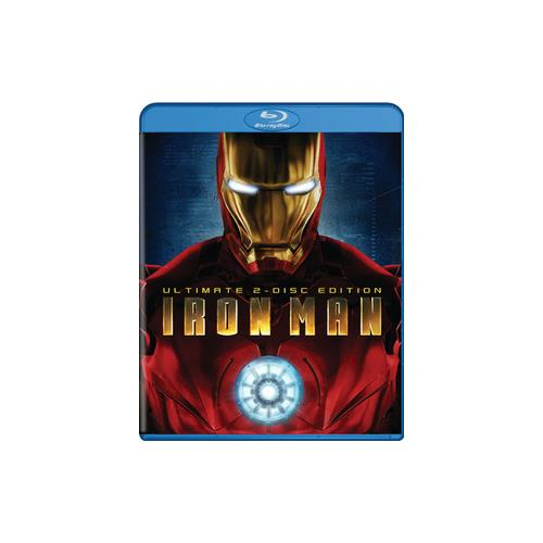 IRON MAN (BLU-RAY) 786936837322