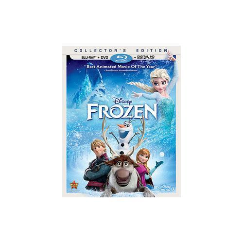 FROZEN (2014/BLU-RAY/DVD/DIGITAL COPY/2 DISC COMBO) 786936838923