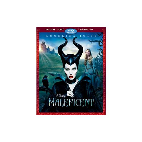 MALEFICENT (BLU-RAY/DVD/DHD/WS-2.39/2 DISC) 786936841626
