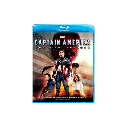 CAPTAIN AMERICA-FIRST AVENGER (BLU-RAY/SINGLE DISC) 786936845068