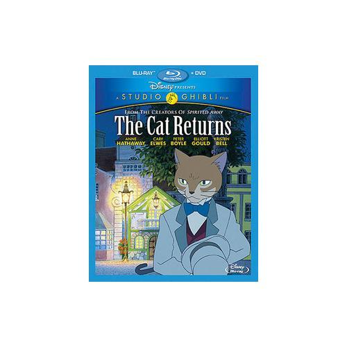 CAT RETURNS (BLU-RAY/DVD) 786936846164