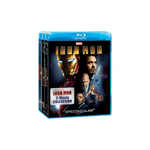 IRON MAN COLLECTION (BLU-RAY/3 MOVIES) 786936846423