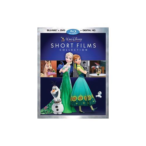 WALT DISNEY ANIMATION STUDIOS SHORT FILM COLLECTION (BLU-RAY/DVD) 786936846447