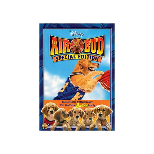 AIR BUD (SPECIAL EDITION/DVD/WS 1.85/RE-PKGD) 786936791204