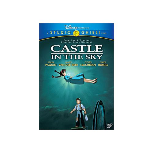 CASTLE IN THE SKY (SPEC EDI) (DVD/2 DISC/WS 1.85/DD 5.1) 786936791617