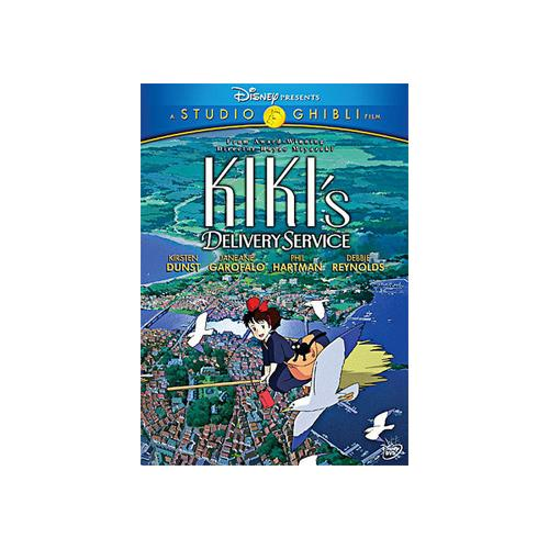 KIKIS DELIVERY SERVICE (SPEC EDI) (DVD/2 DISC/WS 1.66/DD 5.1/SP-FR-BOTH) 786936791655