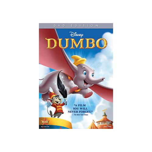 DUMBO-70TH ANNIVERSARY EDITION (DVD/FS/ENG-FR-SP SUB) 786936793192