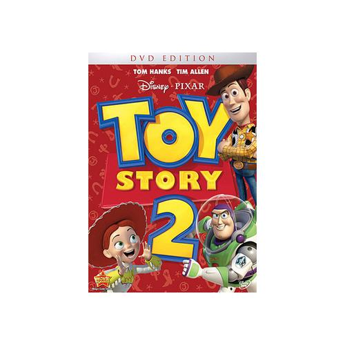TOY STORY 2 (SPECIAL EDITION) (DVD/WS/SP-FR-SUB) 786936798807
