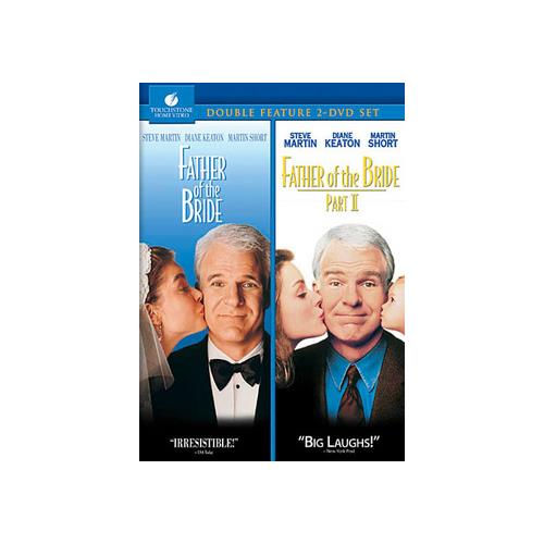 FATHER OF THE BRIDE/FATHER OF THE BRIDE 2 (DVD/2 MOVIE COLLECTION) 786936801903