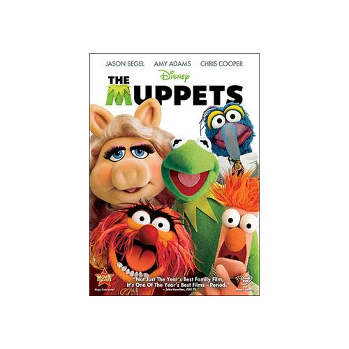 MUPPETS (DVD/SINGLE DISC/WS/ENG SDH-FR-SP SUB) 786936816808