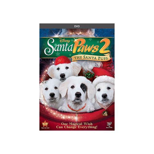SANTA PAWS 2-SANTA PUPS (DVD/WS/ENG-FR-SP SUB) 786936822304