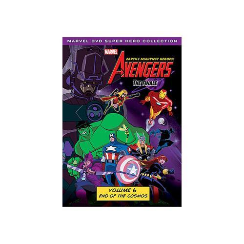 AVENGERS-EARTHS MIGHIEST HEROES-V06 (DVD/2 DISC/MARVEL) 786936830941