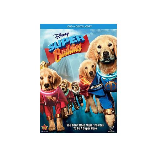 SUPER BUDDIES (DVD/DC/2 DISC) 786936834543