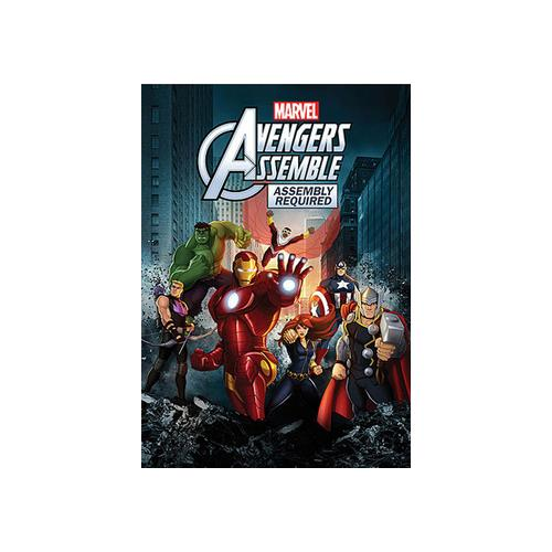 MARVELS AVENGERS ASSEMBLE-ASSEMBLY REQUIRED (DVD) 786936837568