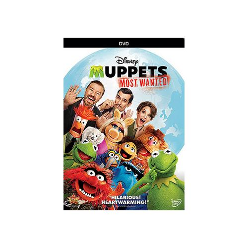 MUPPETS-MOST WANTED (DVD/WS) 786936841701