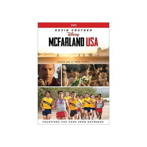 MCFARLAND USA (DVD) 786936845938