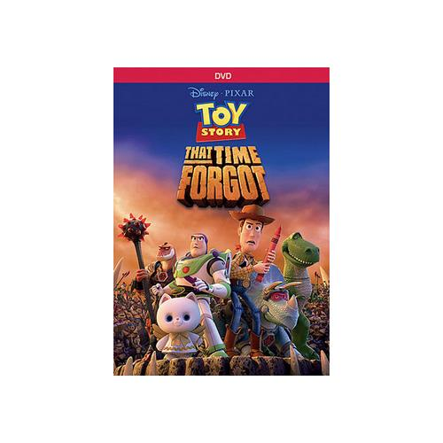 TOY STORY THAT TIME FORGOT (DVD) 786936846287