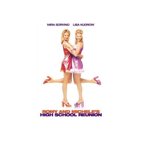 ROMY & MICHELES HIGH SCHOOL REUNION (DVD/1.85/DD 5.1/FR-DUB) 717951002822