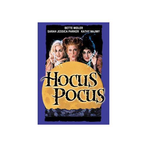 HOCUS POCUS (DVD/FF/2.0 AUDIO) 717951003584