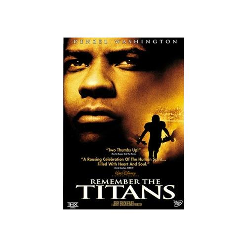 REMEMBER THE TITANS (DVD/WS) 786936144727