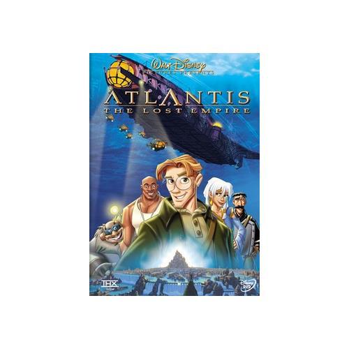 ATLANTIS-LOST EMPIRE (DVD/FF 1.33/WS 2.35 ANAMORPHIC/DD 5.1) 786936166095